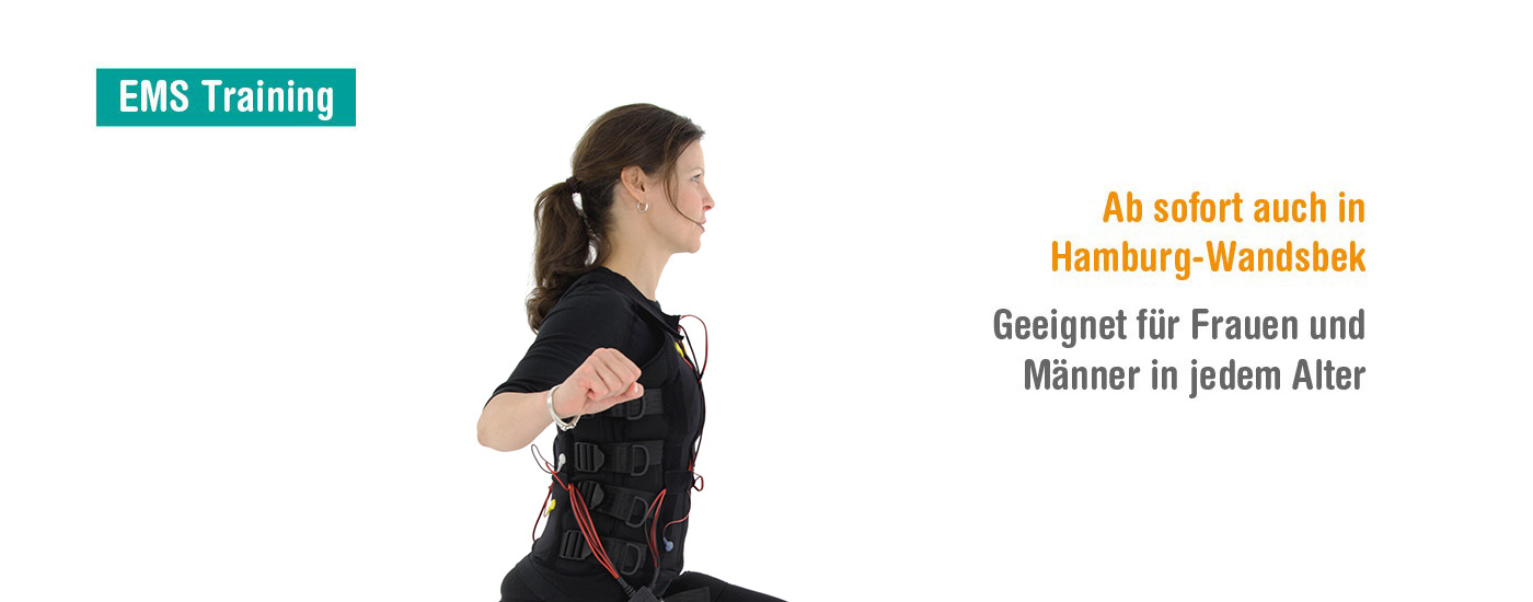 EMS-Training Hamburg Wandsbek - Bodyexpress